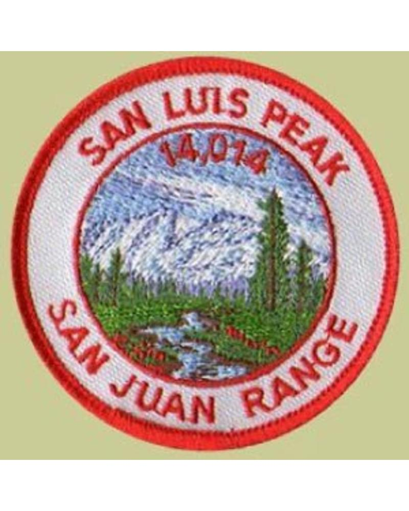 San Luis Peak Patch