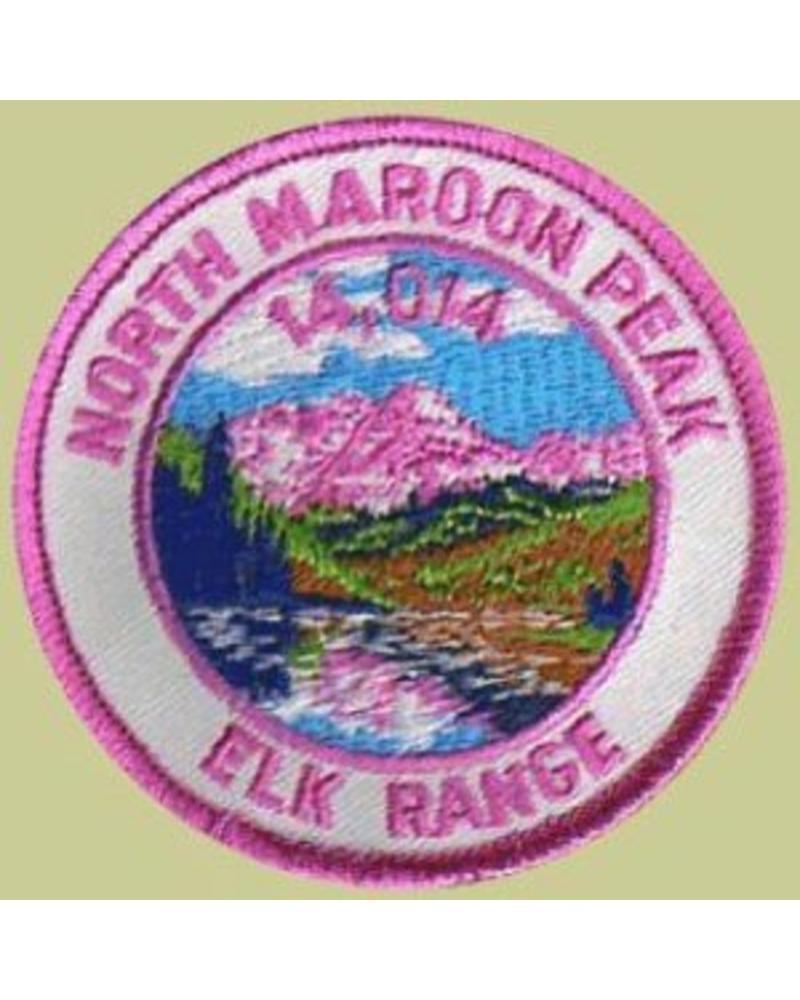 North Maroon Peak Patch
