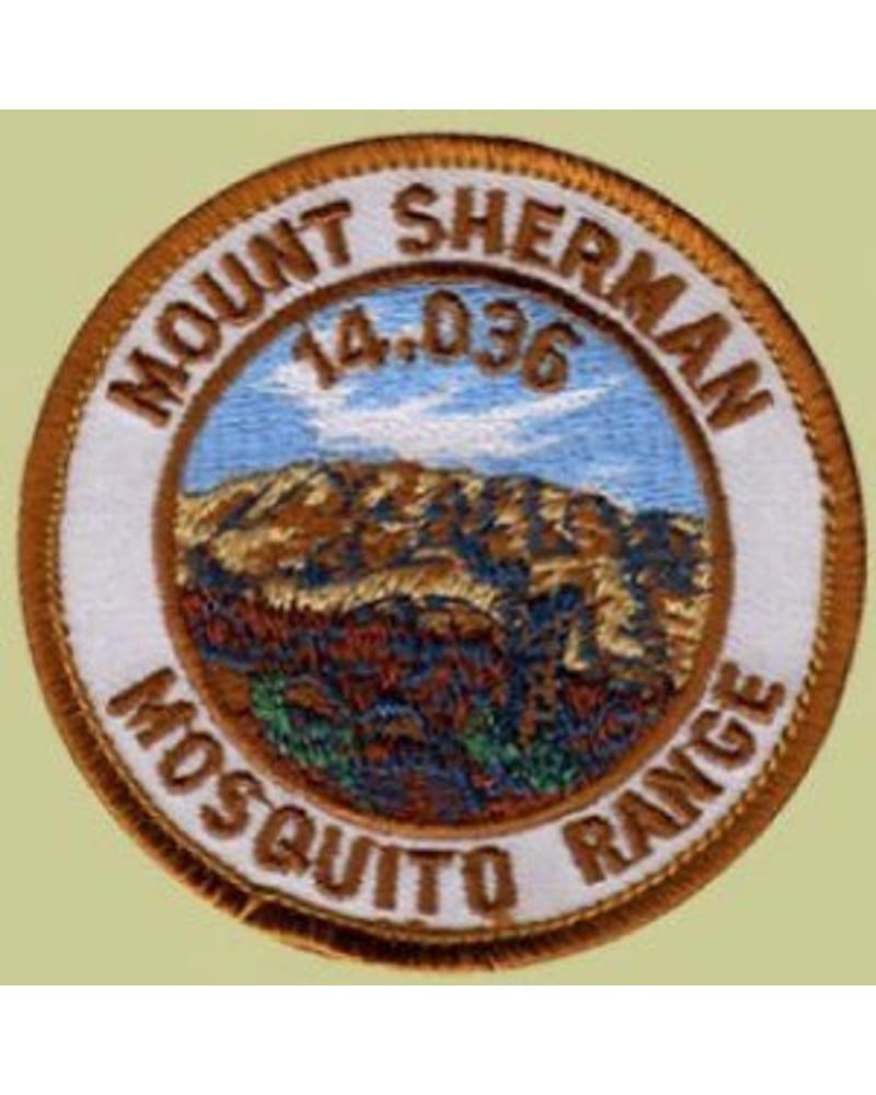 Mount Sherman Patch