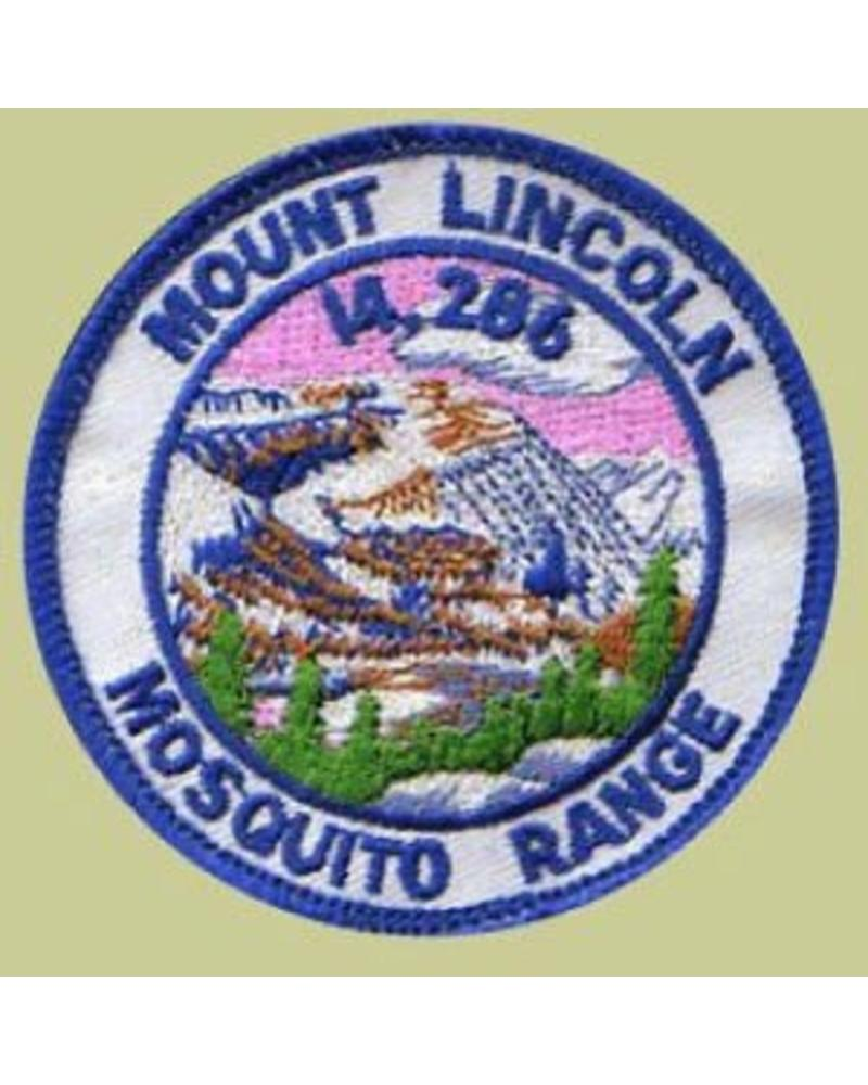 Mount Lincoln Patch