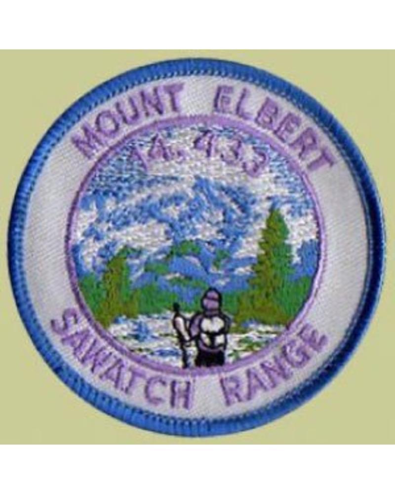 Mount Elbert Patch