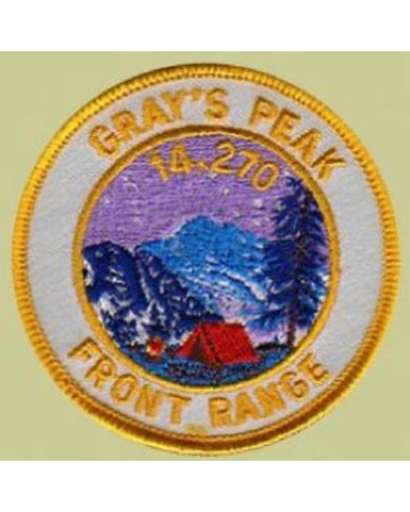 Grays Peak Patch