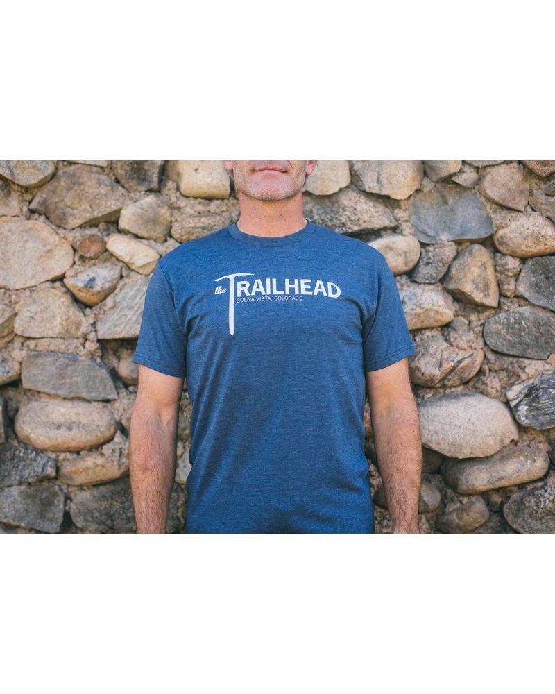 Trailhead Tri-Blend Crew Classic Logo Tee
