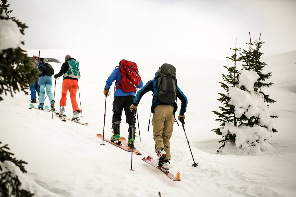 Trail Tuesday: Backcountry Skiing at Snow Stake