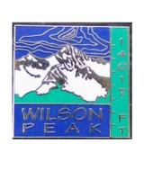 Wilson Peak Pin
