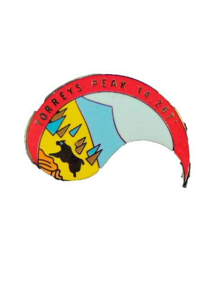 Torreys Peak Pin