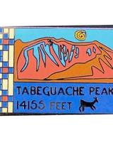 Tabeguache Peak Pin