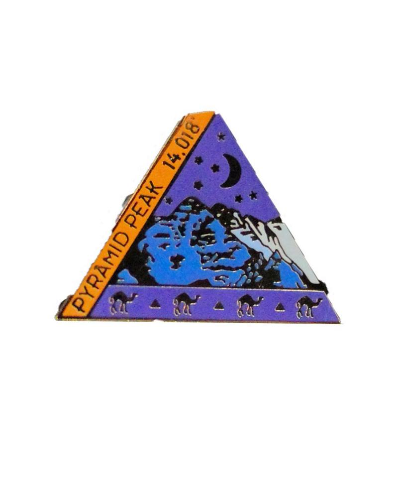 Pyramid Peak Pin