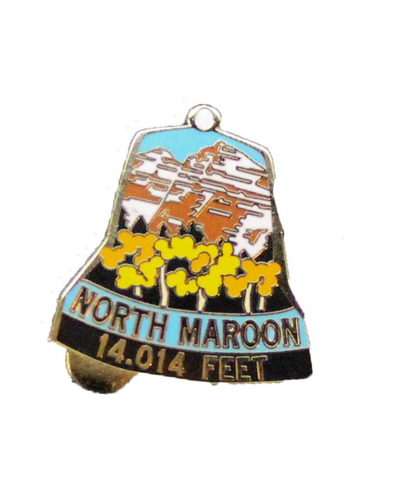 North Maroon Peak Pin