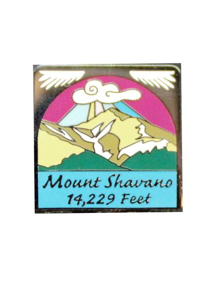Mount Shavano Pin