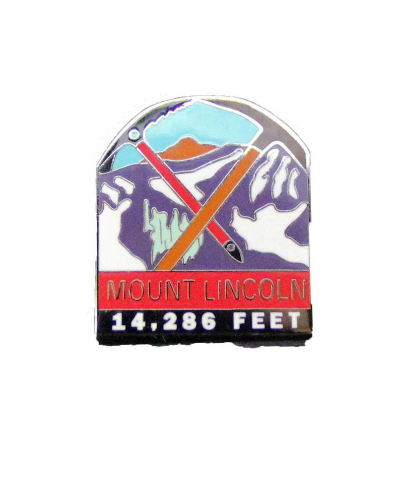 Mount Lincoln Pin