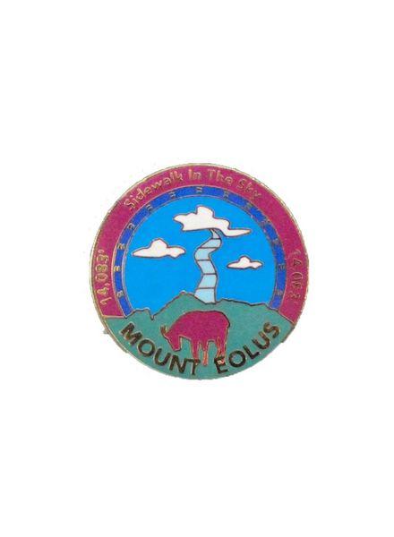 Mount Eolus Pin