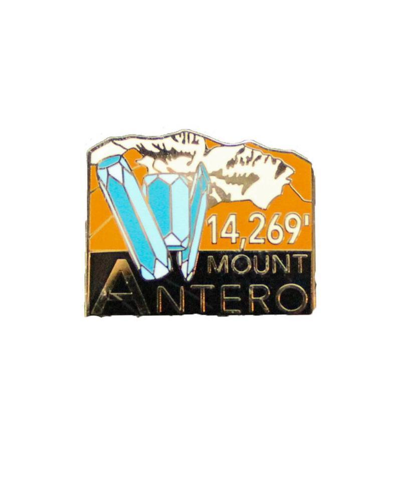 Mount Antero Pin