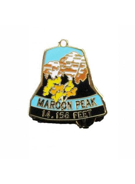 Maroon Peak Pin