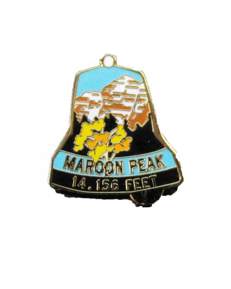Maroon Peak Pin