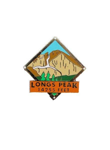 Longs Peak Pin