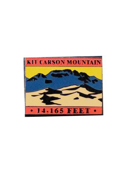 Kit Carson Peak Pin