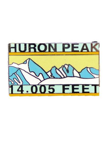 Huron Peak Pin