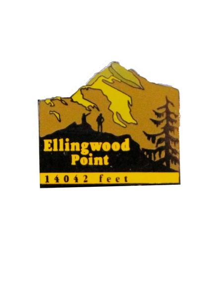 Ellingwood Point Pin