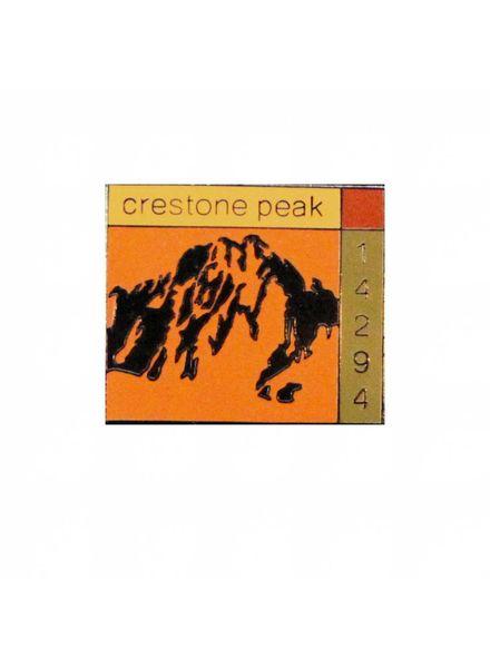 Crestone Peak Pin