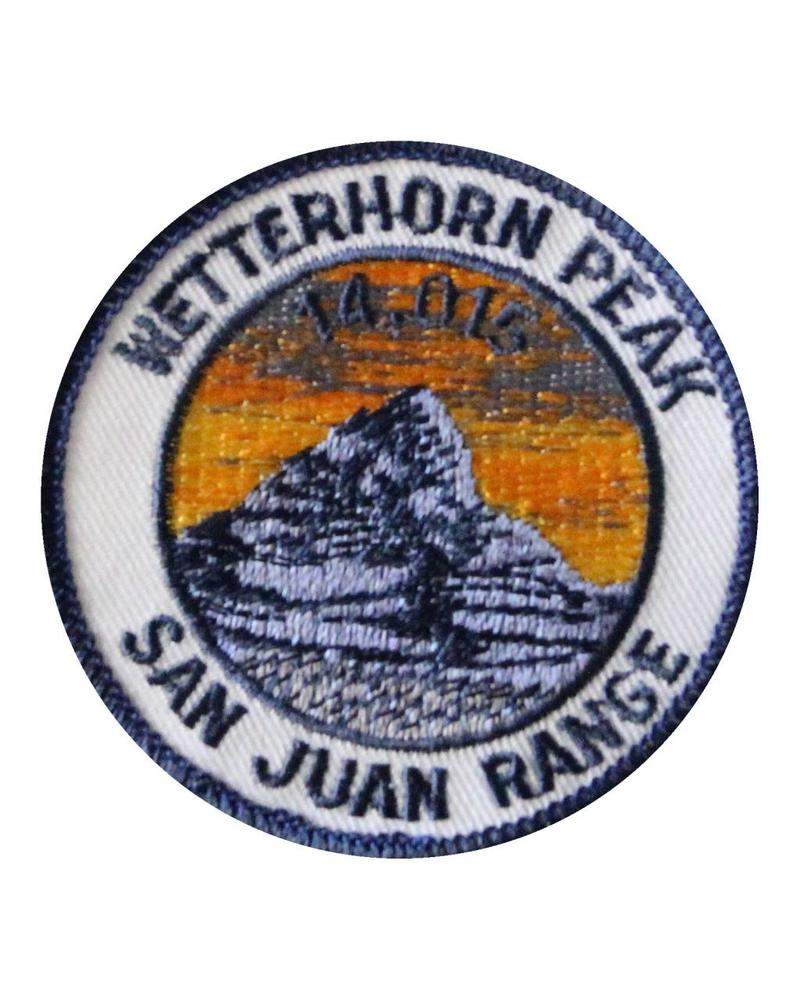 Wetterhorn Peak Patch