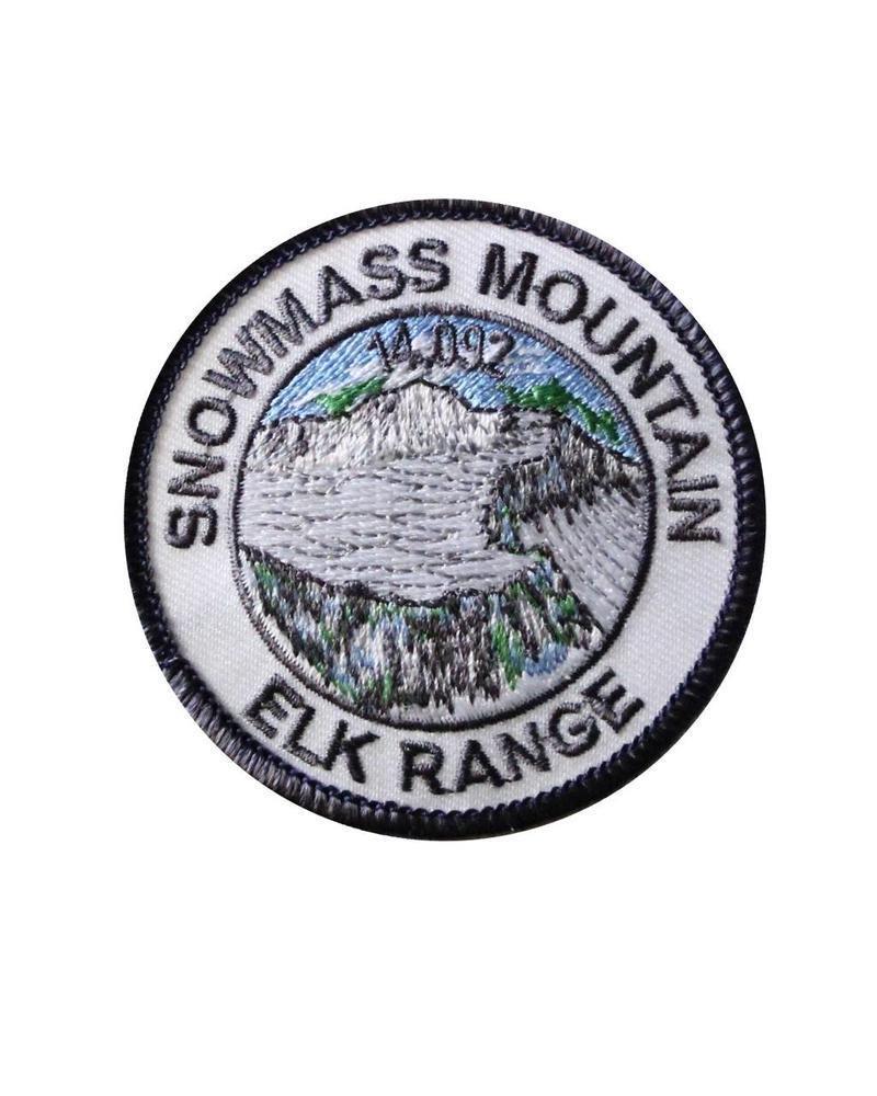 Snowmass Mountain Patch