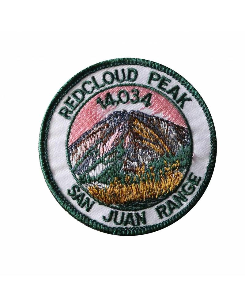 Redcloud Peak Patch