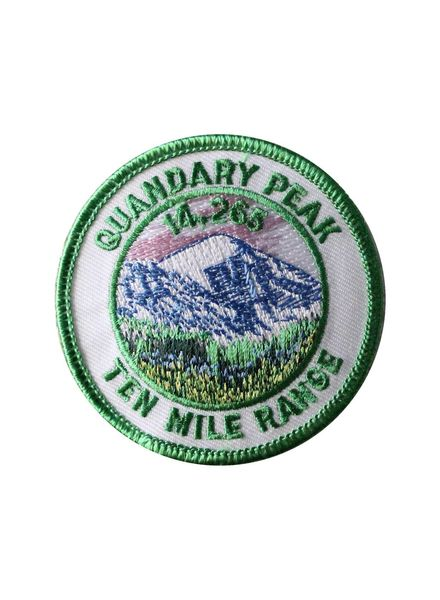 Quandary Peak Patch