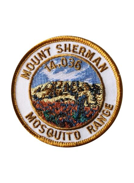 Mount Sherman Patch