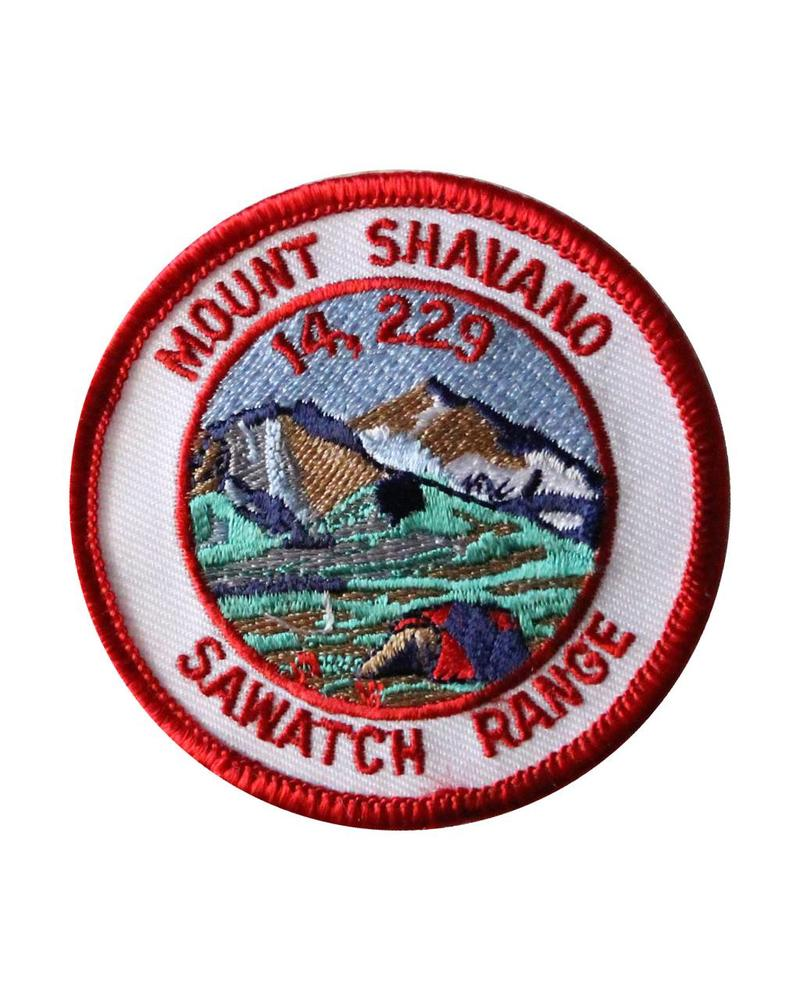 Mount Shavano Patch