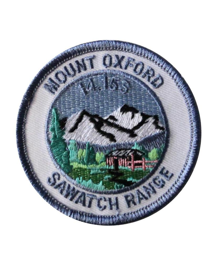 Mount Oxford Patch