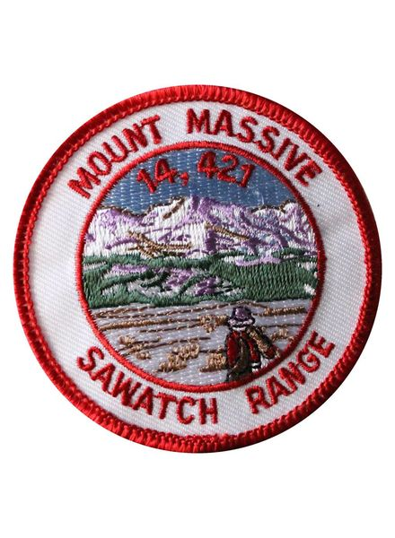Mount Massive Patch