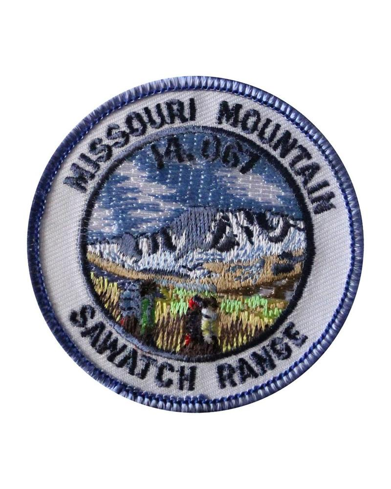 Missouri Mountain Patch