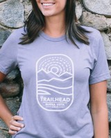 Trailhead Tri-Blend Crew Retro Patch Tee