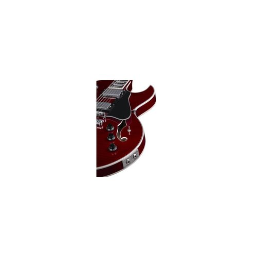 Dean Colt Flame Top 12 String w/Piezo SC