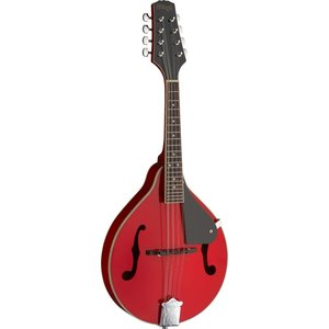 Stagg RED BLUEGRASS MANDOLIN