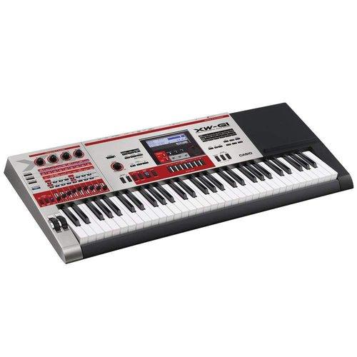 Casio 61-Key Digital Synthesizer w/Sampler Looper & Player