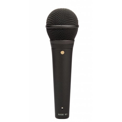 RODE Live performance cardioid dynamic microphone
