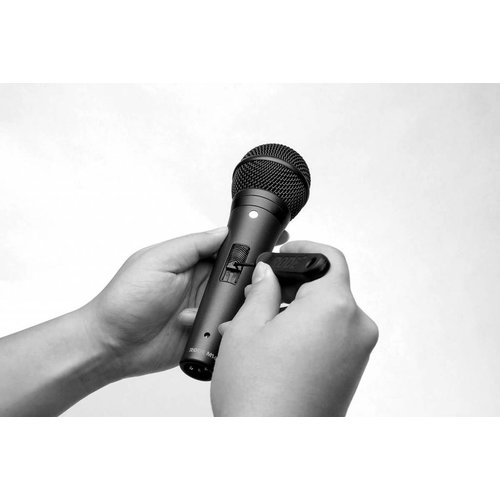 RODE Live Performance Cardioid Dynamic Microphone with Lockable Switch