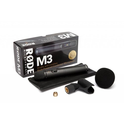 RODE Versatile End-Address Condenser Microphone