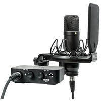 Complete Studio Kit with Audio Interface