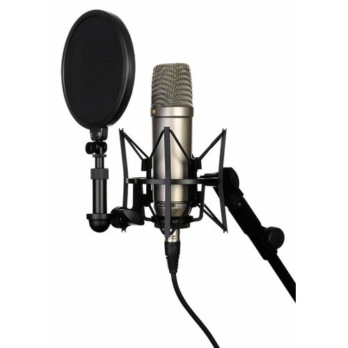 "RODE 1"" Cardioid Condenser Microphone"