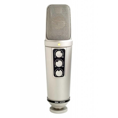 "RODE Seamlessly Variable Dual 1"" Condenser Microphone"