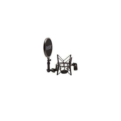 """RODE Pair of acoustically matched 1"""" Cardioid Condenser Microphones"""
