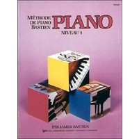 Bastien Piano Method, Level 1 (French Edition)