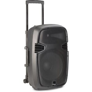 "Stagg 12"" 160W BATTERY POWERED SPEAKER W/ REVERB AND BLUETOOTH"
