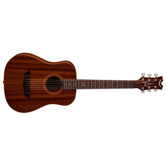 Flight Mahogany Travel Guitar w/Gigbag