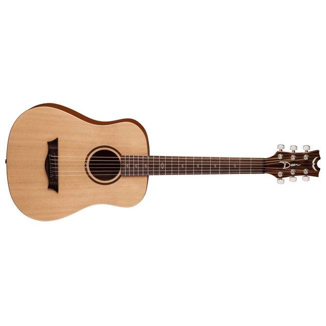 Flight Spruce Travel Guitar w/Gigbag
