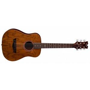 Dean Flight Bubinga Travel Guitar w/Gigbag