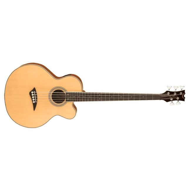 Acoustic/Electric Bass CAW 5 String SN